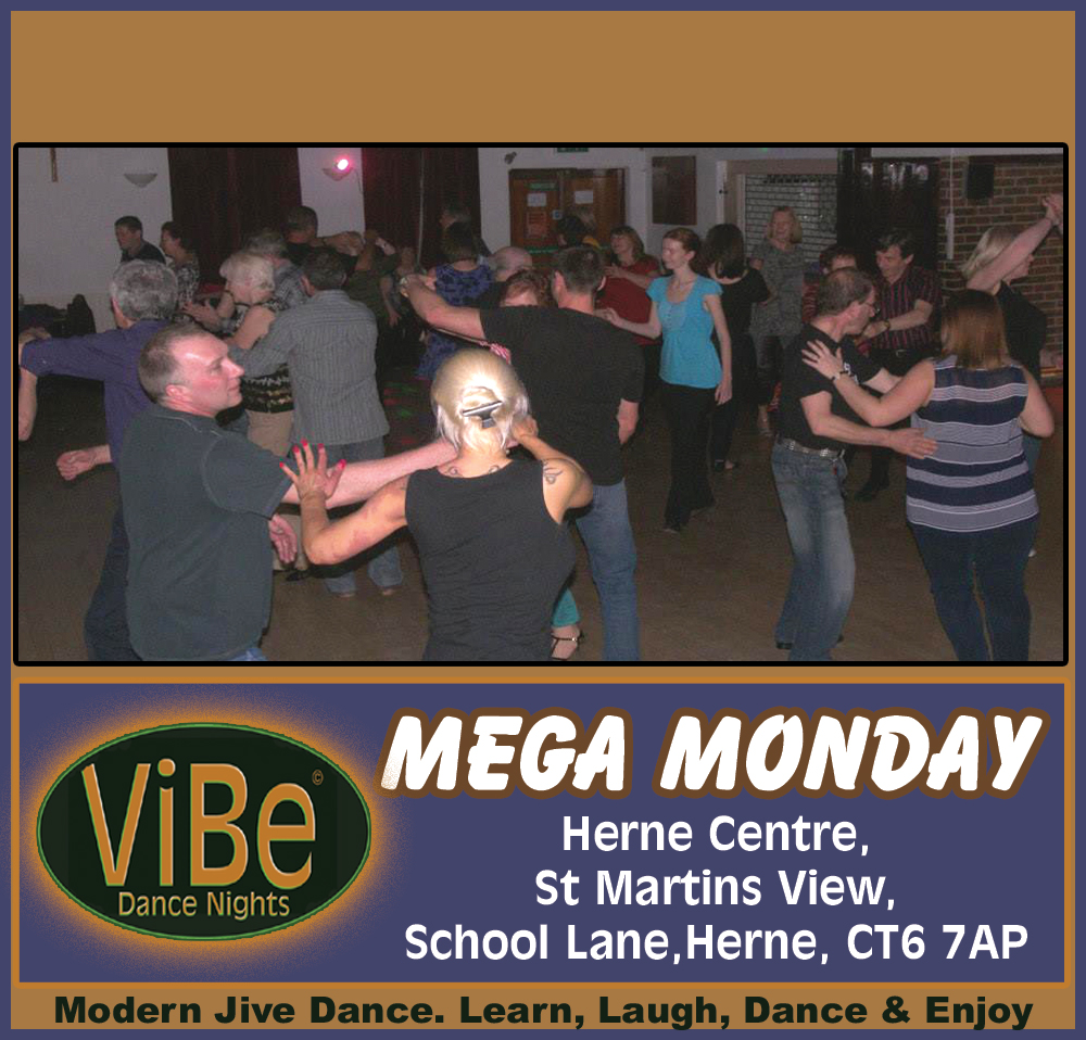 Modern Jive Dance Classes Herne